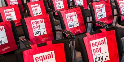 KG Apollonia spricht beim Equal Pay Day